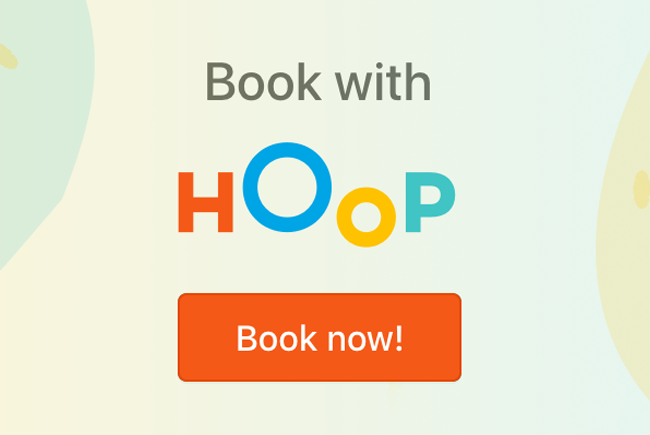 Book with Hoop