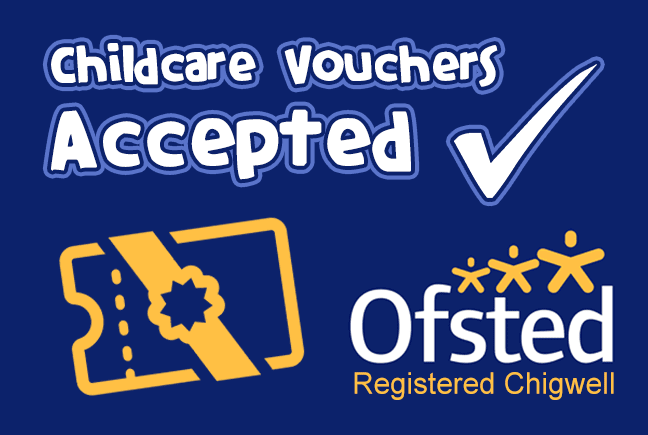 Ofsted Childcare vouchers accepted